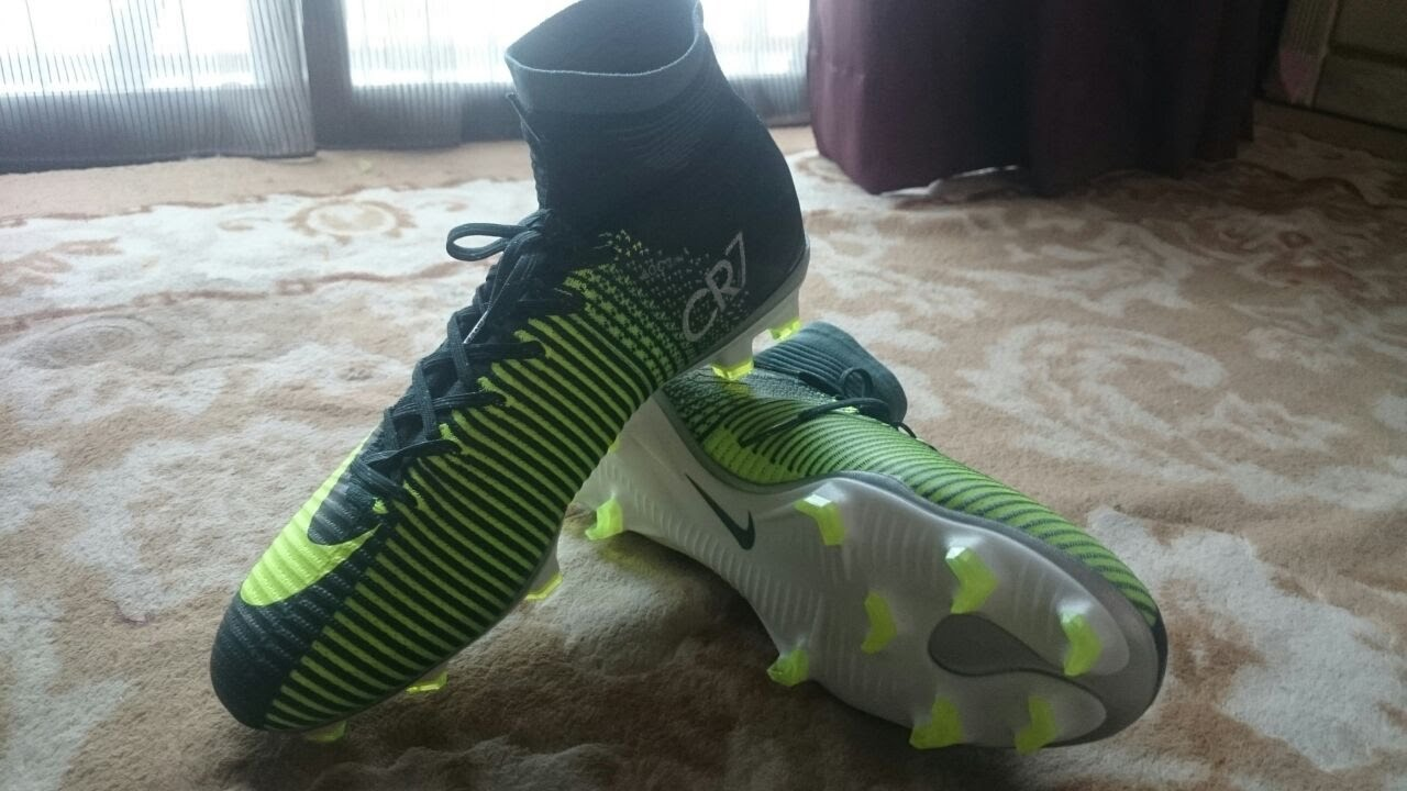 18003d359a1 FAKE!? Nike Mercurial Superfly V CR7 FG (UNBOXING&REVIEW)|@kickversatile