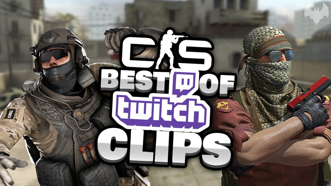 Best Of Twitch Clips (CS:GO) #008 - ♠ Highlight Video ♠ thumbnail