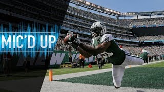 "Quincy Enunwa Mic'd Up vs. Dolphins ""They Can't Cover ME!"" 