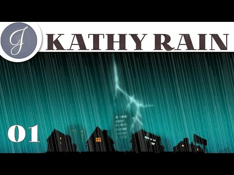 Kathy Rain ~ Gameplay ~ Let's Play ~ Grandma Rain ~ Walkthro