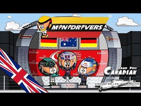 [ENGLISH] MiniDrivers - Chapter 6x07 - 2014 Canadian Grand Prix