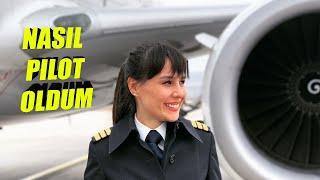 nasıl pilot oldum | benim hikayem | motivasyon zamanı | mel |