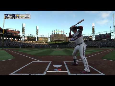 MLB the Show 17 EP9 Frank D Tank RF with White Sox! Push to 100 subs