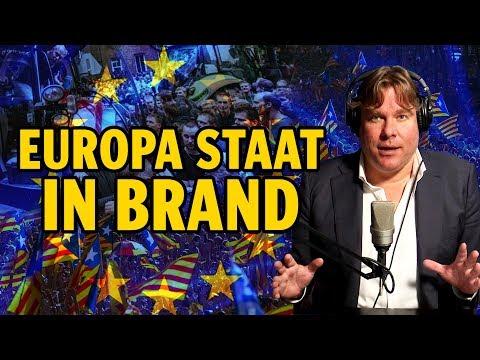 EUROPA STAAT IN BRAND - DE JENSEN SHOW #32