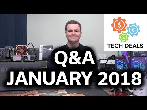 Q&A - January 2018 - 14 Viewer Questions Answered