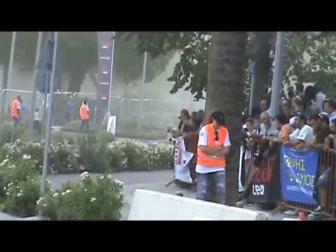 Cyprus Rally 2014 SSS Nicosia