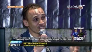 Video Odemwingie Gabung Madura United Atas Saran Essien download MP3, 3GP, MP4, WEBM, AVI, FLV April 2017
