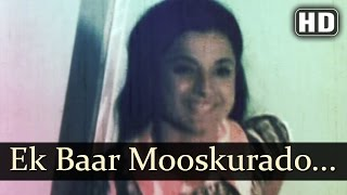 Ek Baar Muskura Do Kahan Se Uthe Hain - Ek Baar Mooskurado Song - Asha Bhosle - Kishore Kumar