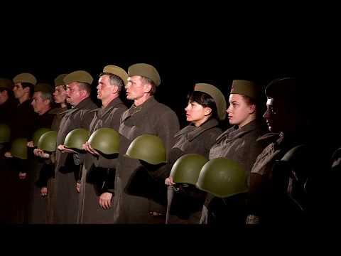 "Спектакль ""Баллада о солдате"", режиссёр Олег Белинский. 23.08.2015 г."