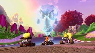Crash Team Racing Nitro-Fueled - Adventure Mode Trailer
