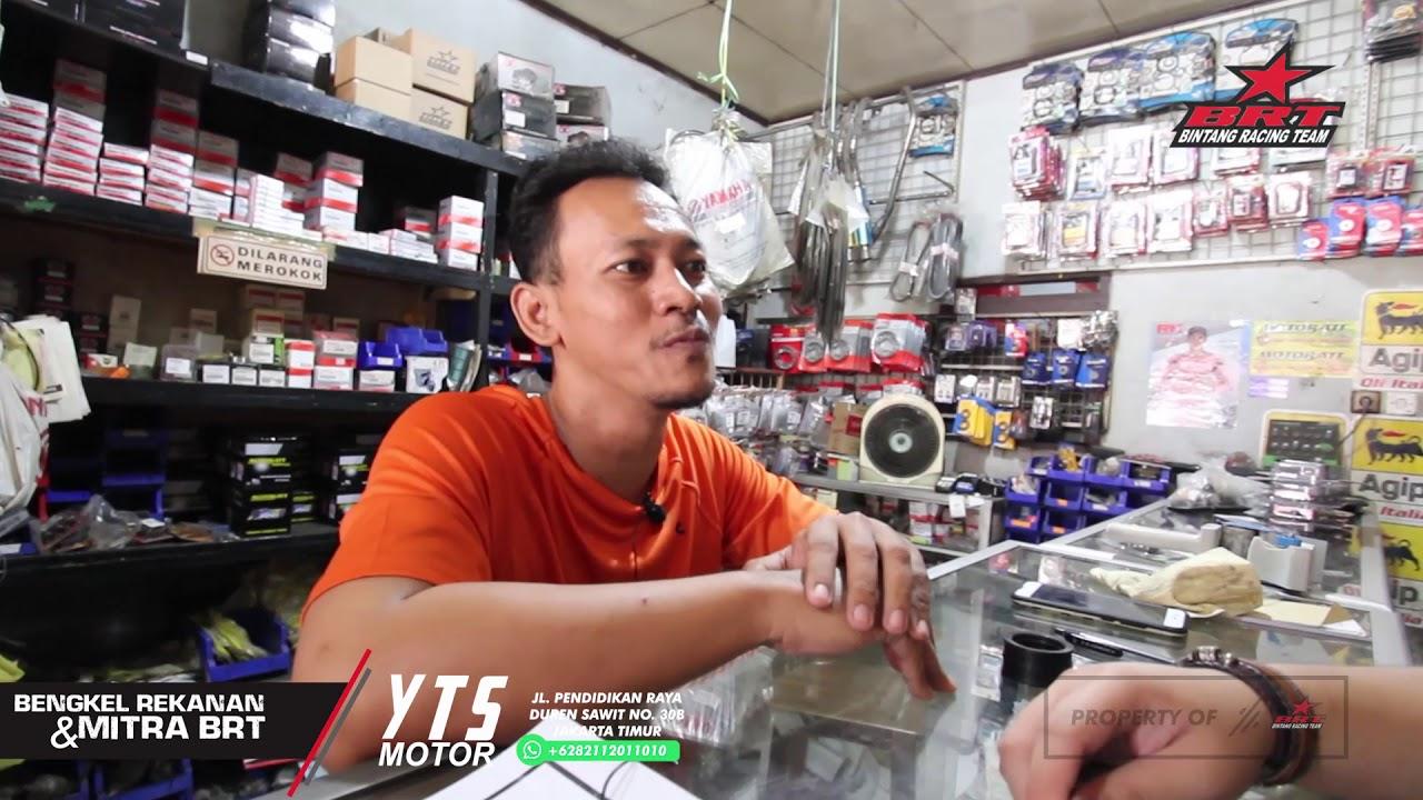 Yts Motor Peluang Usaha Bengkel Rekanan Dan Mitra Brt Youtube