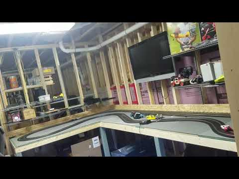 Scalextric Arc Pro Racing two pace cars