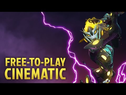 Wildstar F2P Launch Cinematic