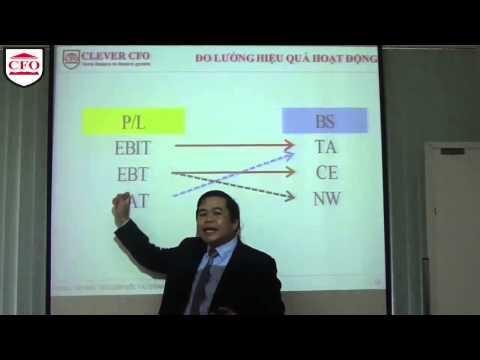 Phân tích báo cáo tài chính - Chỉ tiêu ROCE