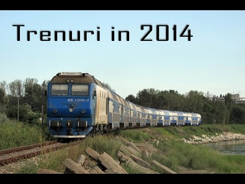 Trenuri/Trains in 2014 - Retrospectiva