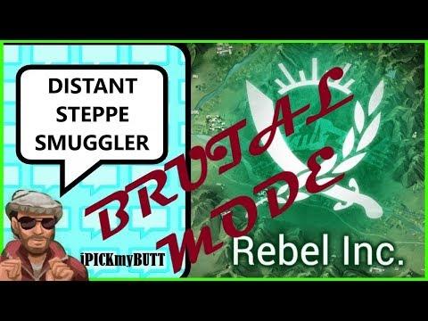 Rebel Inc Ios [Distant Steppe] Brutal Mode - Smuggler