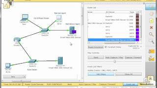 Packet Tracer - Email and DNS