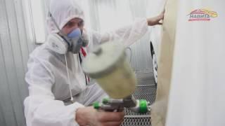 видео ремонт кузова автомобиля