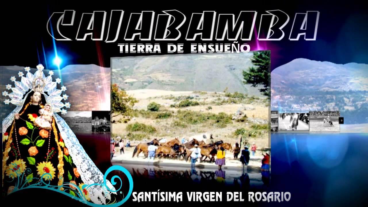 Resultado de imagen para virgen del rosario cajabamba