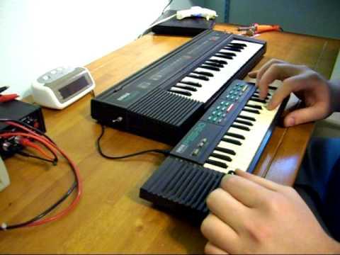Yamaha Portasound Pss Demo Song