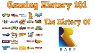 Gaming History 101:  The History Of Rare