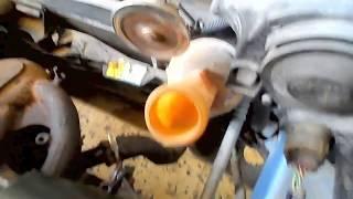 بونتو ثلاثة مكونات المحرك  - Composants du moteur Punto trois