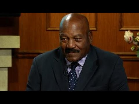 "Jim Brown  on ""Larry King Now"" - Full Episode Available in the U.S. on Ora.TV"