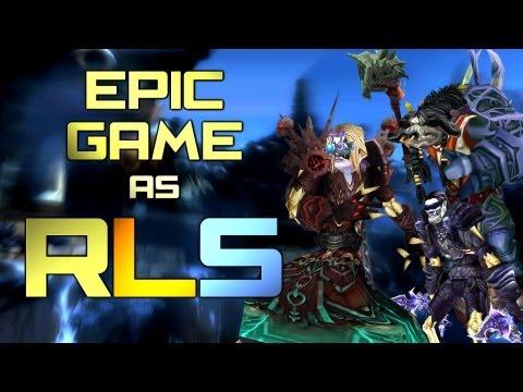 RLS vs Warrior Mage Healer [Cobrak Bonus Clip!]