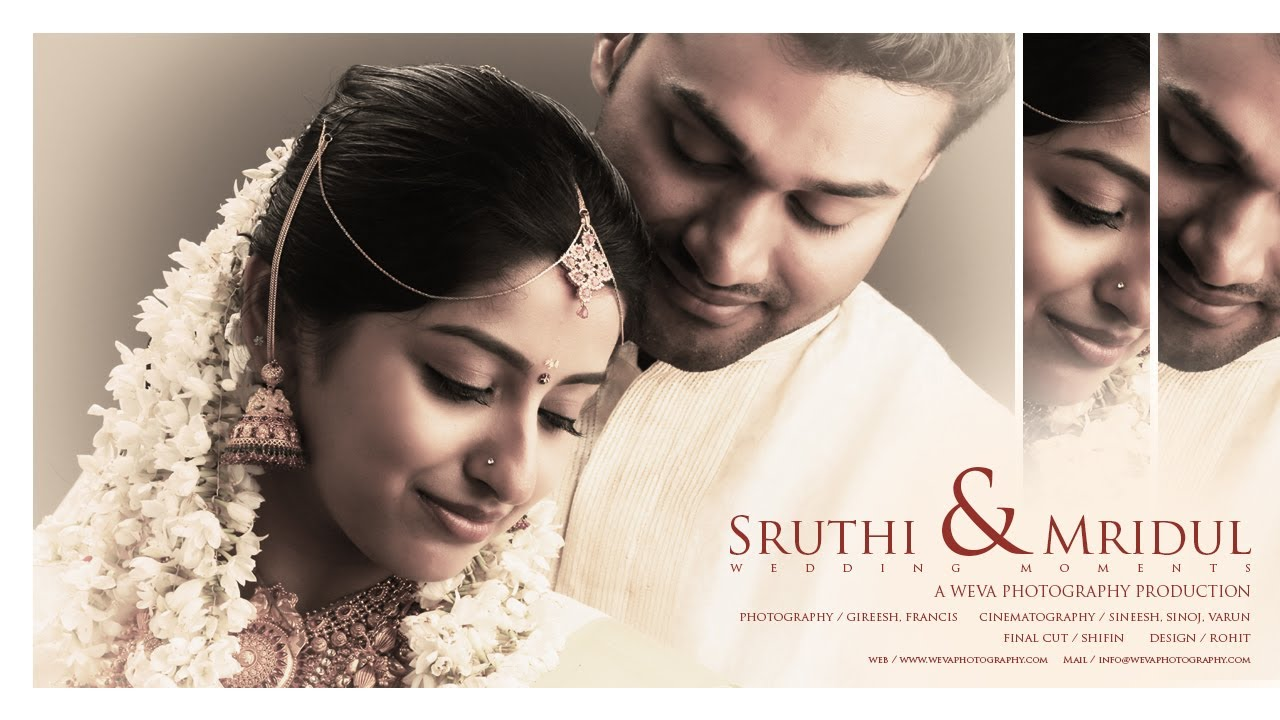 South Indian Wedding Video Highlights Of Sruthi Amp Mridul