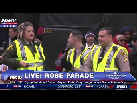 FNN 128th Rose Parade in Pasadena, Trump Tower WATCH, 39 Dead in Istanbul Nightclub ATTACK