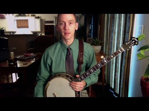 Banjo Lesson: Mama Tried (Merle Haggard)