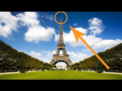 There is a secret room on top of the eiffel tower and this Eiffel tower secret room