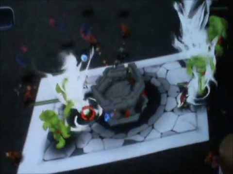 AR Magical Battle