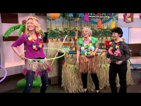Fun games for your Hawaiian party