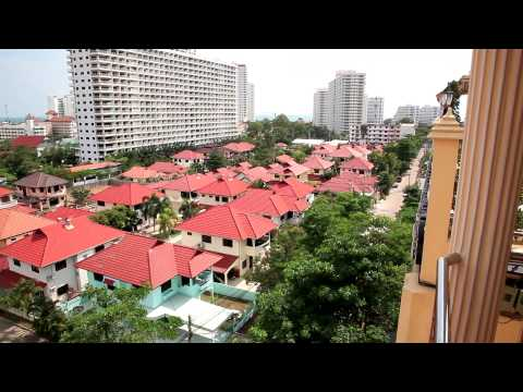 Thailand, Jomtien - Royal Park Luxury Apartments - Penthouse