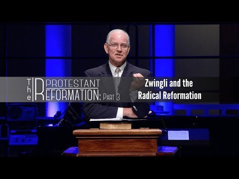 Zwingli and the Radical Reformation