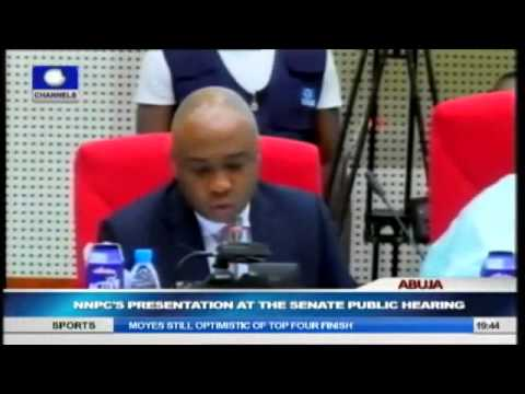 Missing $20bn: NNPC Makes Presentation During Senate Public Hearing Pt.5