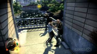 Street Fight - Sleeping Dogs Gameplay (Xbox 360)