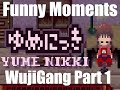 WTF is going on!!!! - Yume Nikki Funny Moments - part 1