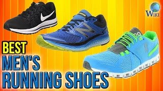 10 Best Men's Running Shoes 2017