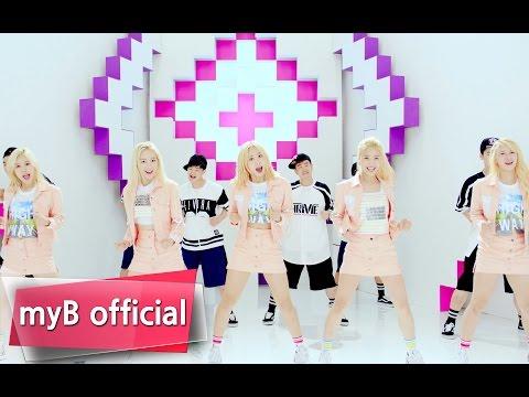 마이비(myB)- 심장어택(MY OH MY) DANCE.ver