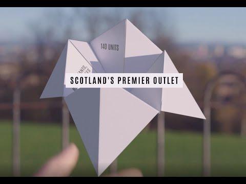 Watch a new Premier Retail development unfold on Glasgow's waterfront