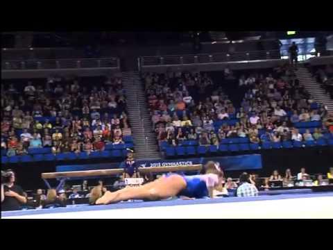 Bridget Sloan- 2013 NCAA Super Six- Floor Excersize
