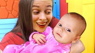 Download Колыбельная песня для малышей - Детская песня. Песни для детей от Maya and Mary Mp3 and Videos