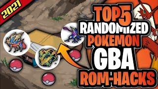 Top 5 Randomized Pokemon GBA Rom Hacks English Version || Complete Randomized Pokemon GBA Rom 2021