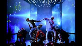 Download BTS on AMA's Performing DNA Mp3 and Videos