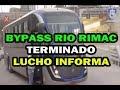 MEGA PROYECTO LINEA AMARILLA DE LIMA - PERÚ SE ENCUENTRA TERMINADO