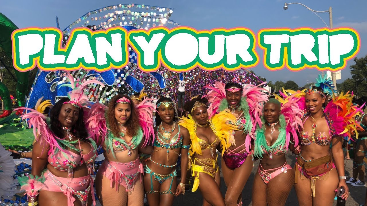 How to be in Caribana Toronto Carnival Parade 2018 Crop Over