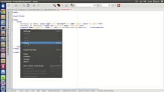 Los formularios en HTML