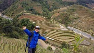 ลุยเวียดนาม(Vietnam) EP66:สุดงาม! นาขั้นบันไดที่เวียดนาม Mù Cang Chải